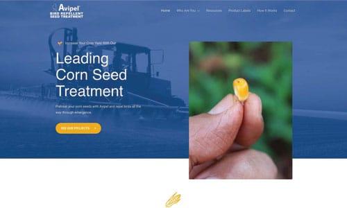 Avipel Website