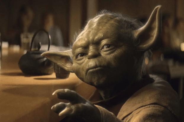 Yoda portrait - Conklin Media