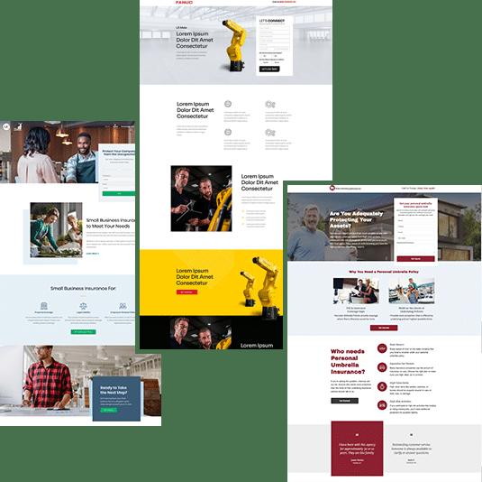 Conklin Media Design Examples