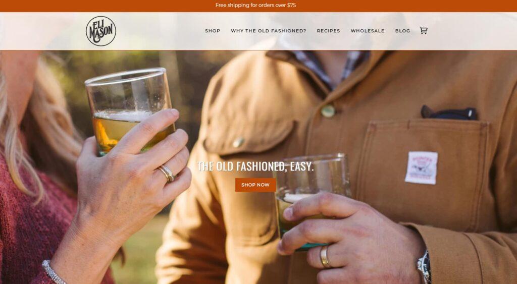 Eli Mason Homepage