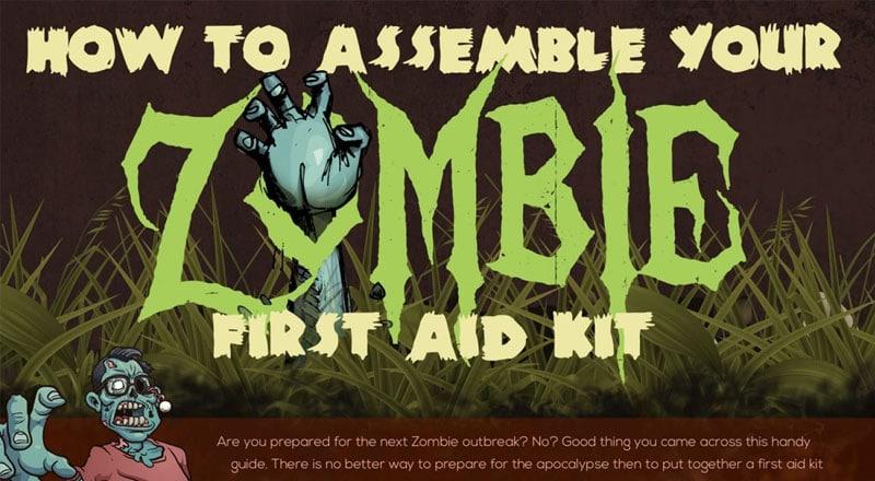 Zombie Infographic Thumbnail